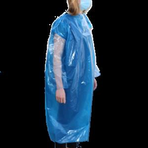 Indispensables COVID-19 : Kit surblouse + manchette bleue à 30,00€ product_reduction_percent