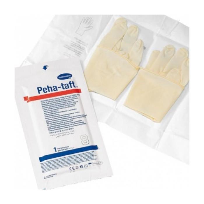 Accueil : Gants latex stériles poudrés la paire à 0,75€