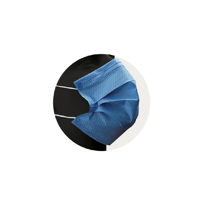 Indispensables COVID-19 : Masques en tissu ENFANT - lavables 30 fois à 7,50€ product_reduction_percent