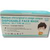 Indispensables COVID-19 : Masques chirurgicaux Enfants (Type II) - Boite de 50 - Qualité médium à 3,50€ product_reduction_pe...