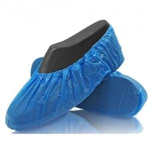 Indispensables COVID-19 : Surchaussures bleues à 9,90€